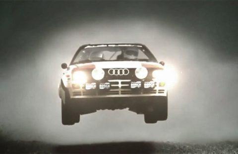 Audi History of Light